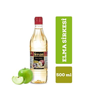 Resim Fersan Elma Sirkesi 500 ml