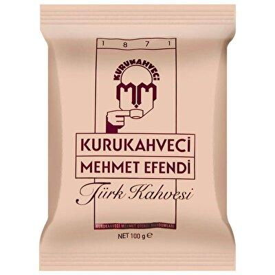 Resim Mehmet Efendi Türk Kahvesi 100 g