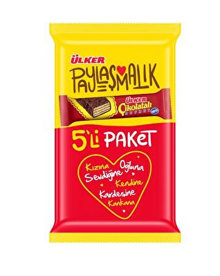 Resim Ülker Çikolatalı Gofret Multipack 5*36 g