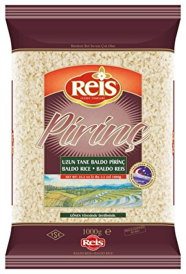 Resim Reis Gönen Baldo Pirinç 1 kg
