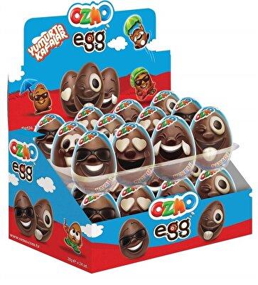 Resim Şölen Ozmo Sütlü Çikolatalı Yumurta 20 g
