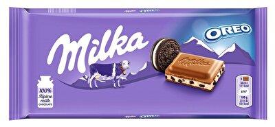 Resim Milka Çikolata Oreo 100 g