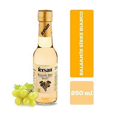 Resim Fersan Balsamik Sirke Bianco Cam 250 ml