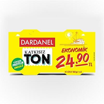 Resim Dardanel Ekonomik Ton Balığı 2*160 g