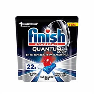 Resim Finish Quantum Max Tub 22'li