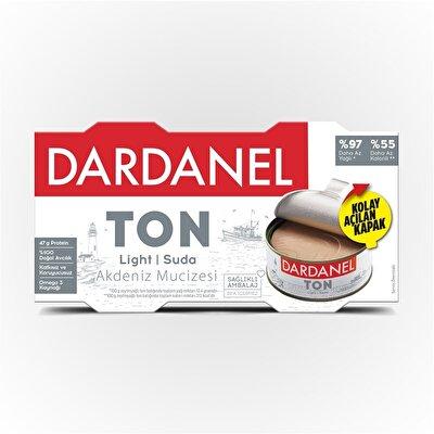 Resim Dardanel Light Ton Balığı 2X150 g