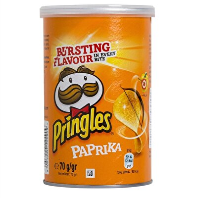 Resim Pringles Cips Paprika 70 g