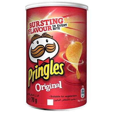 Resim Pringles Cips Original 70 g