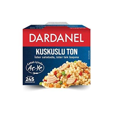 Resim Dardanel Kuskuslu Ton Balığı 185 g