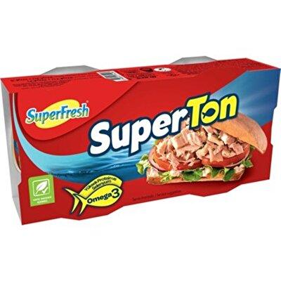Resim Superton Ayçiçek Yağlı Ton Balığı 2X150 g